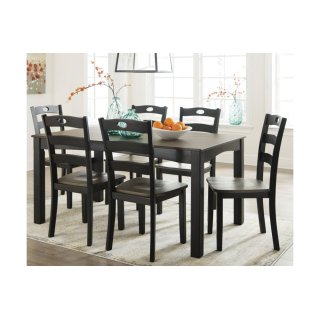 Froshburg 7 Piece Dining Set