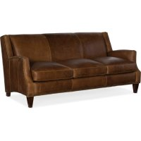 Bradington Young Kane Stationary Sofa 8-Way Tie 413-95 Product Image