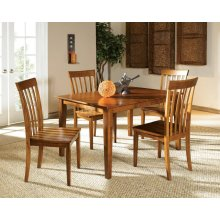 Newport 5 pc. Dining Set, Tobacco