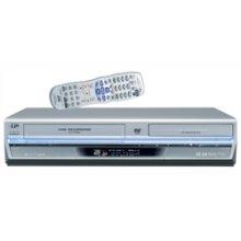 DVD Recorder / VHS Combo