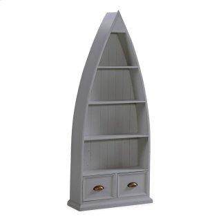 Slim Boat Bookcase