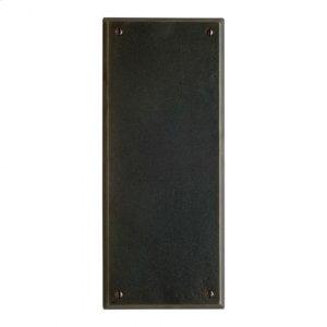 Rectangular Escutcheon - G4513 Silicon Bronze Brushed Product Image