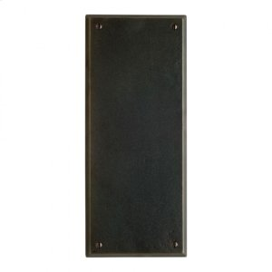 Rectangular Escutcheon - G4513 Silicon Bronze Brushed Product Image