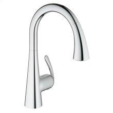 Ladylux Single-Handle Kitchen Faucet