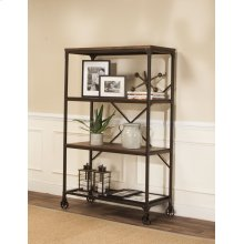 CR-W3075  3 Shelf Bookcase