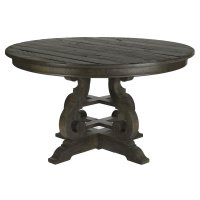 """60"""" Round Dining Table Product Image"""