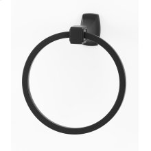 Cube Towel Ring A6540 - Bronze