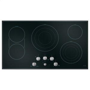 "Café 36"" Knob-Control Electric Cooktop Product Image"