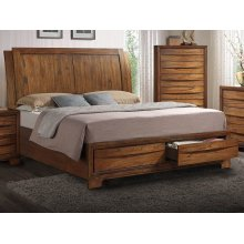 SS-BJ600 Bedroom  King Bed