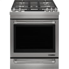 "Jenn-Air® 30"" Gas Range, Pro-Style® Stainless Handle"