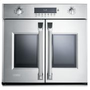 "Monogram 30"" Professional French-Door Electronic Convection Single Wall Oven Product Image"