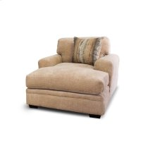 Chaise With 1 Pillow