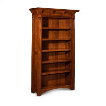 MaRyan Open Bookcase, M Ryan Open Bookcase, 5-Adjustable Shelves