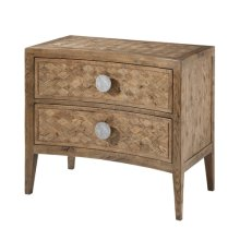 Weston Nightstand, Echo Oak