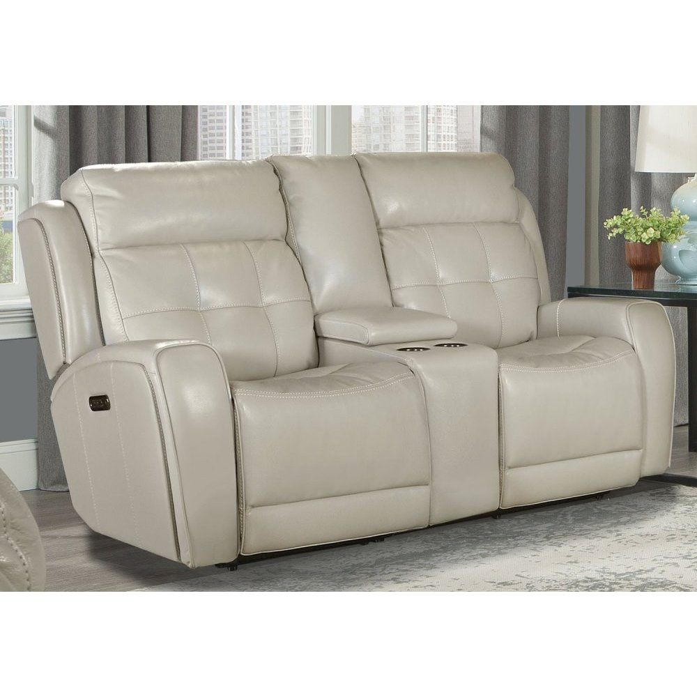 Everest Cloud Power Console Loveseat