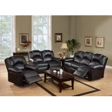F6671 / Cat.19.p46- LOVESEAT RECLINER MW F6672/73