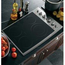 "GE Profile™ Series 30"" Built-In Electric Cooktop"