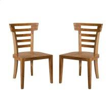 Teak Patio Morning Chair (Set of 2)