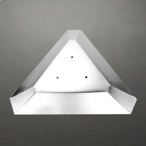 LHP-174 - Triangular Reflector Hood Harware for Assembling Product Image