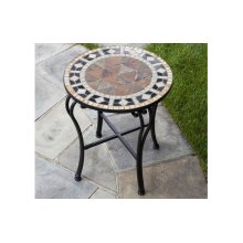 20 in Rnd San Marco (BLACK) Side Table Base