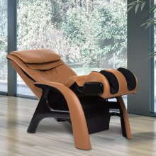 ZeroG Volito Massage Chair - Human Touch - Caramel