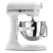 Pro 600™ Series 6 Quart Bowl-Lift Stand Mixer - White