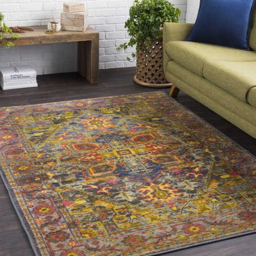 "Silk Road SKR-2305 5'3"" x 7'3"""