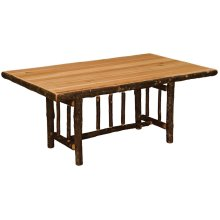 Dining Table - 5-foot - Natural Hickory