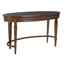Oval Writing Desk