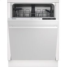 "24"" Tall Tub, Top Control Dishwasher"