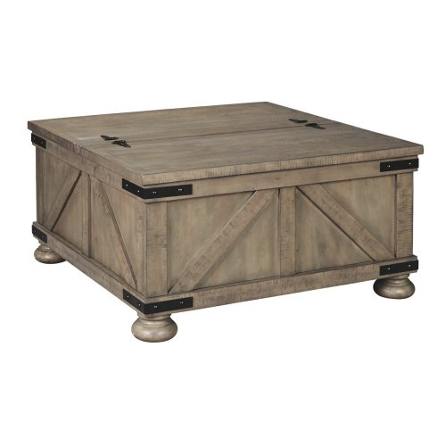 Cocktail Table with Storage