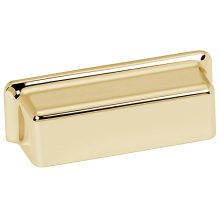 Millennium Cup Pull A951 - Polished Brass