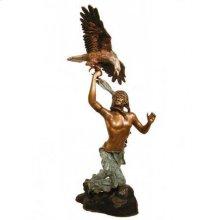Indian Rasing Eagle