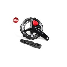 DURA-ACE R9100 Dual Leg Power Meter Crankset ANT+ compatible with Bluetooth Low Energy Connectivity with Cycle Computers and Smartphone Apps