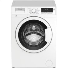 """24"""" 2.5 cu ft Front Load Washer White trim base model use with DHP24400W"""