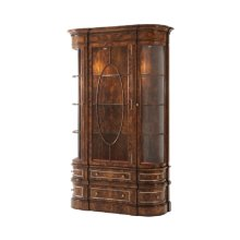 Gothic Library Display Cabinet