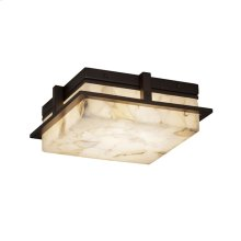 """Avalon 10"""" Small LED Outdoor/Indoor Flush-Mount"""