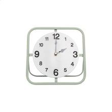 Mint Tabletop Clock