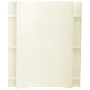 """Accord® Series 7227, 60""""x77"""" Backwall - KOHLER Biscuit Product Image"""
