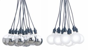 Ten Tales light bulb  black 10 sockets Product Image