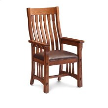 MaRyan Arm Chair, M Ryan Arm Chair, Wood Seat