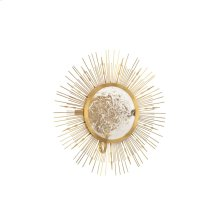 Shine Sconce - Brass