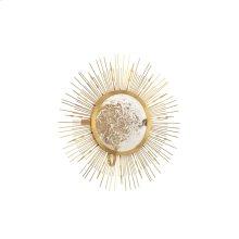 Shine Sconce - Brass