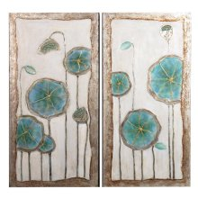 Blooming Buds Canvas