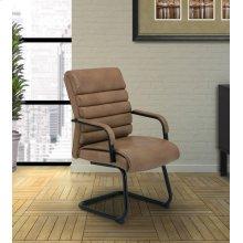 DC#200G-BA - DESK CHAIR Fabric Guest Chair