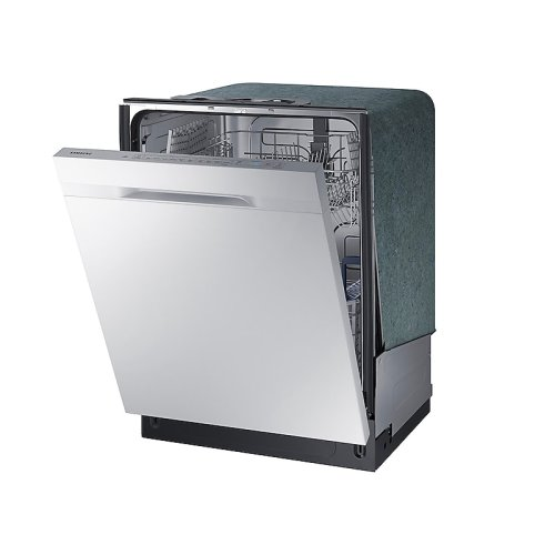 StormWash Dishwasher with Top Controls in White