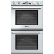 """30"""" Professional Series Double Oven"""