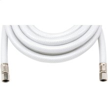 "Polyvinyl Ice Maker Connector (15ft, 1/4"" Connector)"