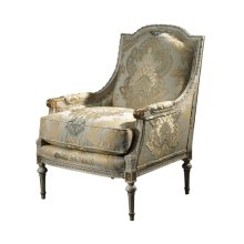 Kati Upholstered Chair - Welt Trim