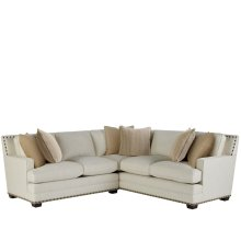 Riley Sectional Left Arm 2Sofa Right Arm Corner